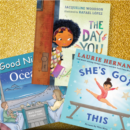 Holiday Gift Guide - Young Readers