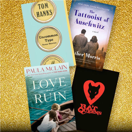 Holiday Gift Guide - All Fiction