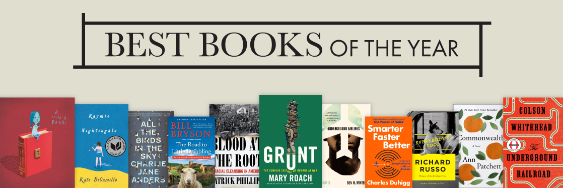 Best Books of the Year 2016