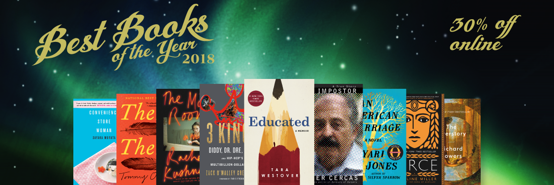 Best Books of the Year 2018