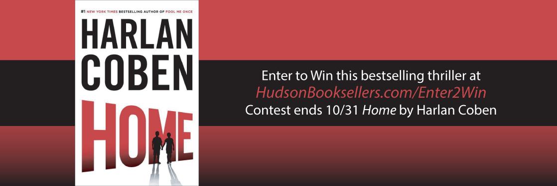 Enter To Win Home Harlan Coben