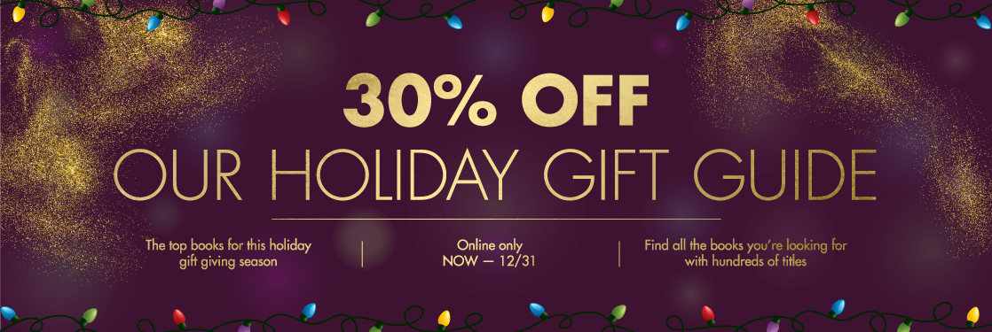 30% Off our holiday gift guide