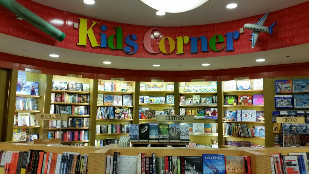 Seattle-Tacoma Kids Corner