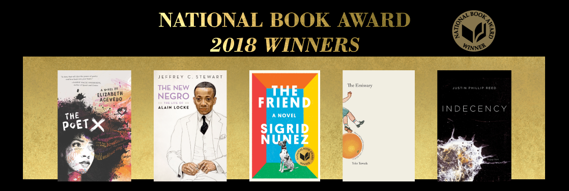 National Book Award 2018 Winners