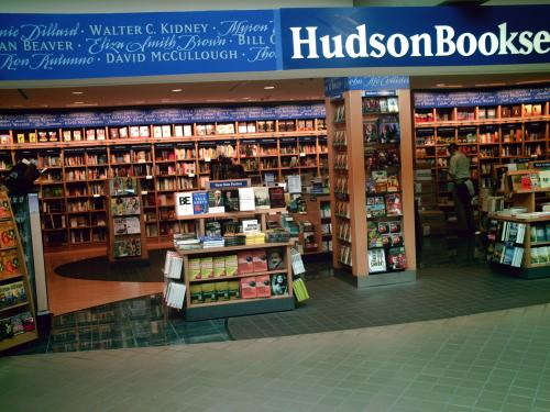PIT - Pittsburgh International Airport | Hudson Booksellers