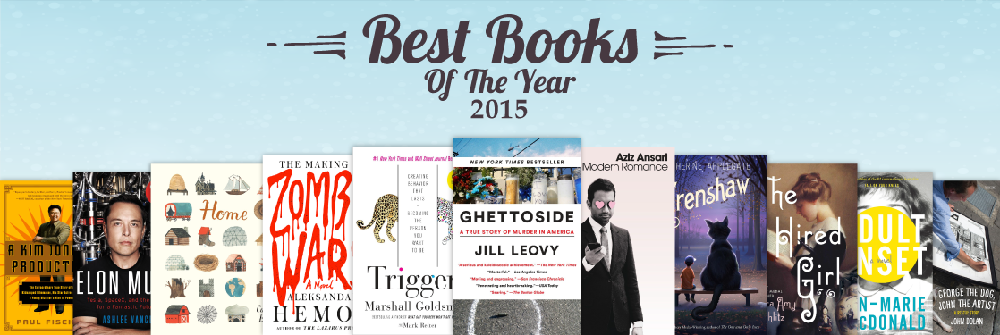 Best Books of the Year 2015