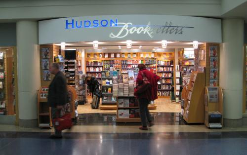 Lax Los Angeles International Airport Hudson Booksellers