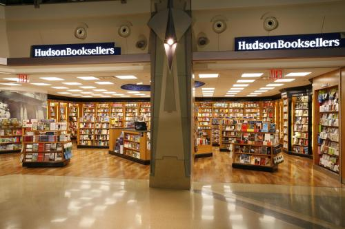 JFK - JFK International Airport | Hudson Booksellers